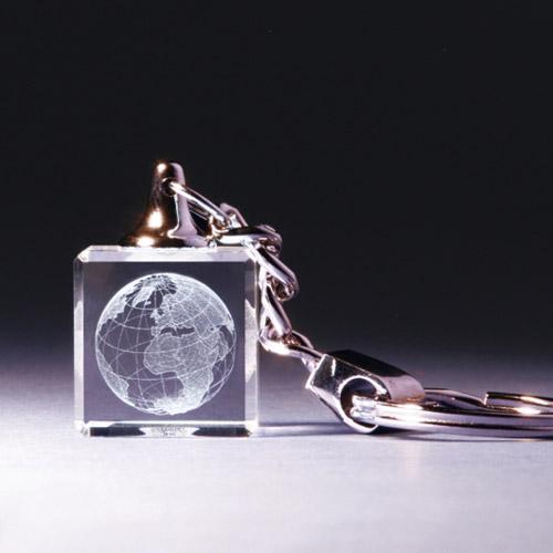 Schlüsselanhänger - Weltkugel