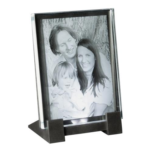 Foto in Glas mittel - Hochformat