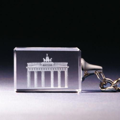 Schlüsselanhänger - Brandenburger Tor