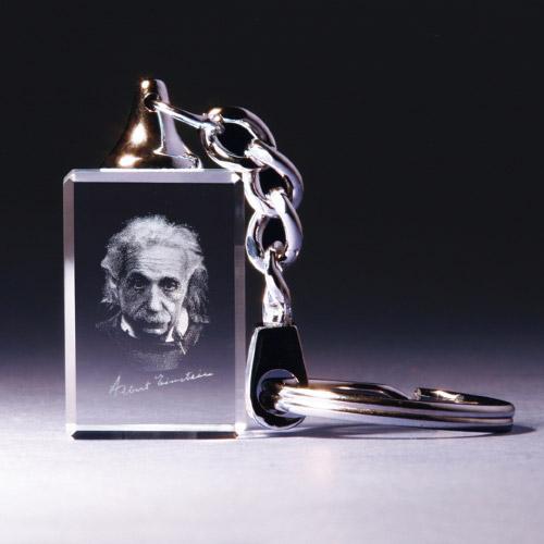 Schlüsselanhänger - Albert Einstein