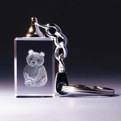 Schlüsselanhänger - Teddy