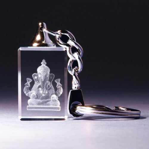 Schlüsselanhänger - Ganesha