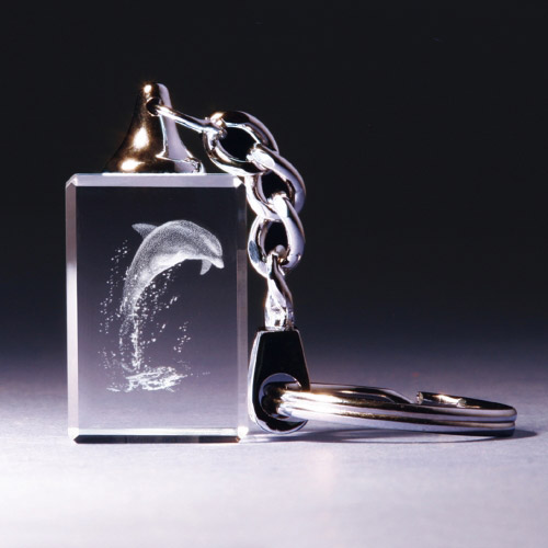 Schlüsselanhänger - Delphin