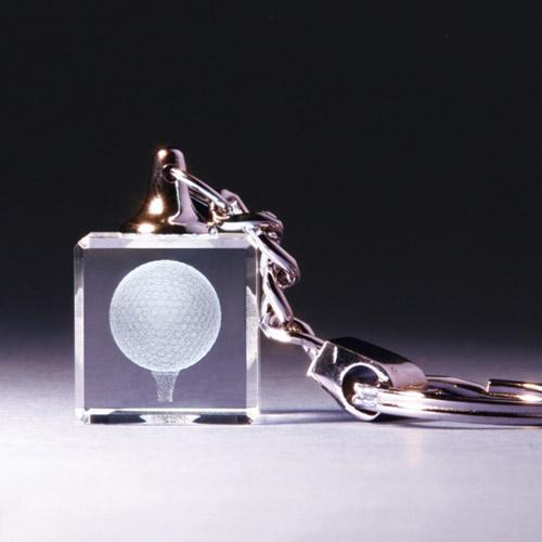 Schlüsselanhänger - Golfball