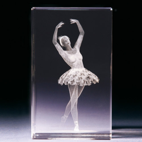 Glasblock - Ballerina