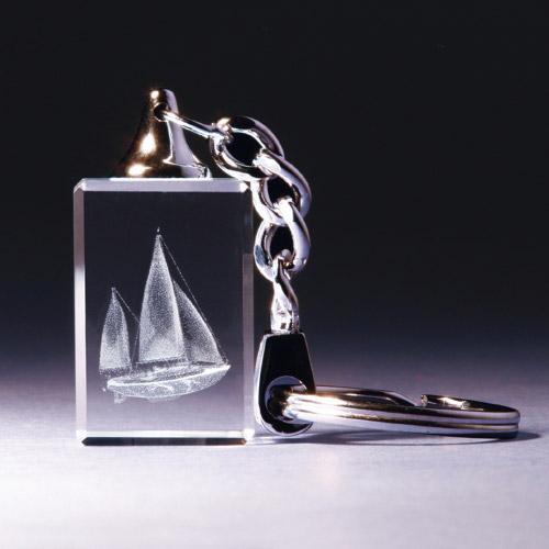 Schlüsselanhänger - Segelyacht