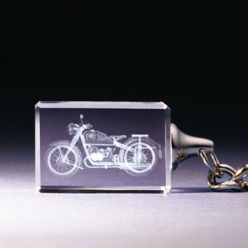 Schlüsselanhänger - Motorrad