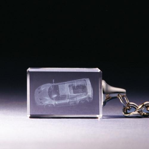 Schlüsselanhänger - Sportwagen
