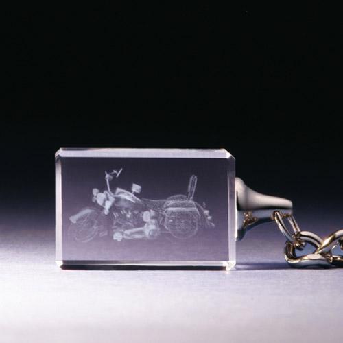 Schlüsselanhänger - Motorrad Harley