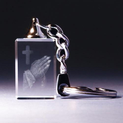 Schlüsselanhänger - Betende Hände