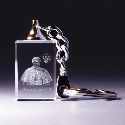 Schlüsselanhänger - Papst Benedict der XVI.