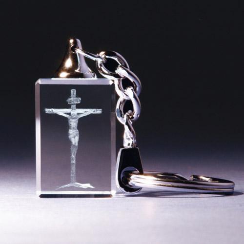 Schlüsselanhänger - Jesus am Kreuz