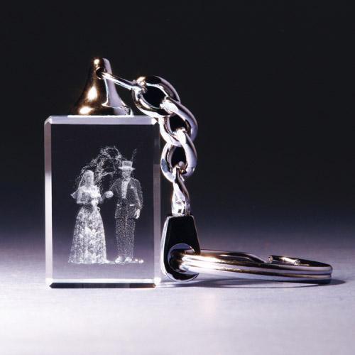 Schlüsselanhänger - Brautpaar