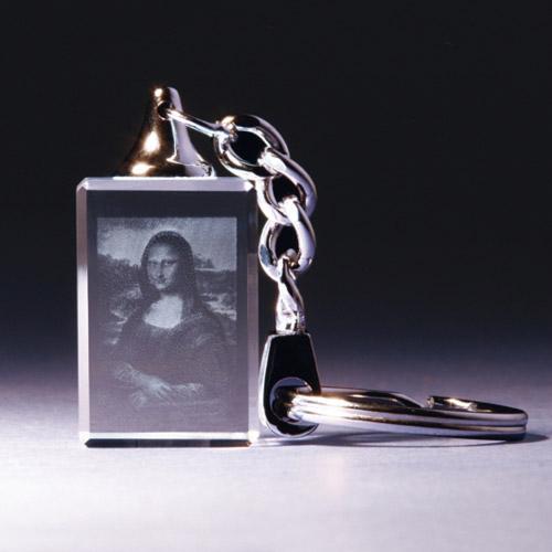 Schlüsselanhänger - Mona Lisa