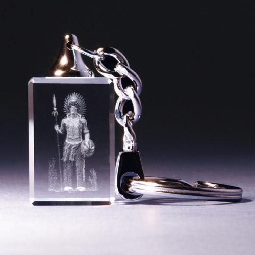 Schlüsselanhänger - Indianer