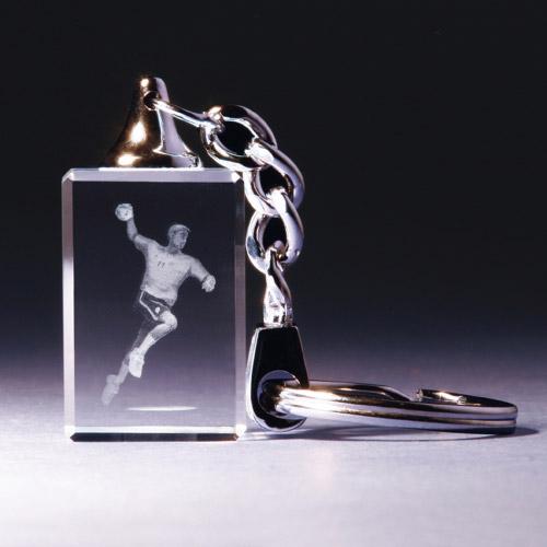 Schlüsselanhänger - Handballspieler