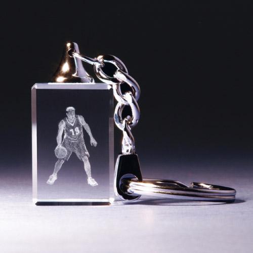 Schlüsselanhänger - Basketballspieler