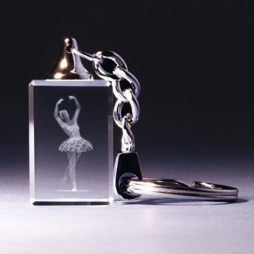 Schlüsselanhänger - Ballerina