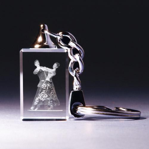 Schlüsselanhänger - Tanzpaar