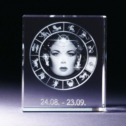 Glasblock - Jungfrau