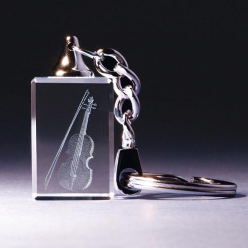Schlüsselanhänger - Geige