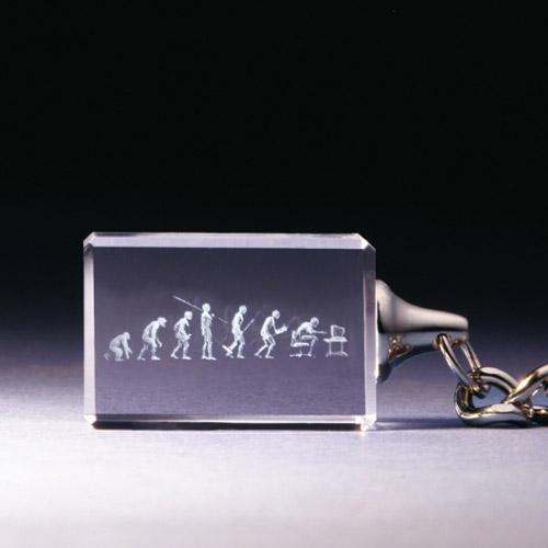 Schlüsselanhänger - Evolution