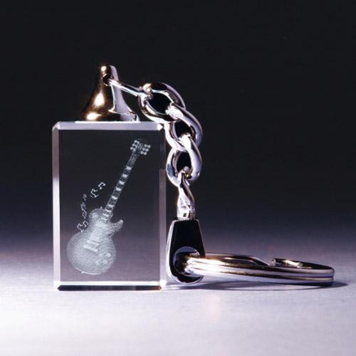 Schlüsselanhänger - E-Gitarre