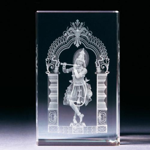 Glasblock - Krishna