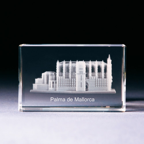 Glasblock - Kathedrale La Seu