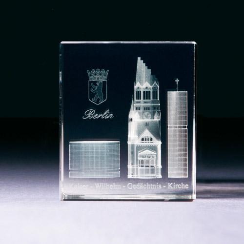 Glasblock - Gedächtniskirche Berlin