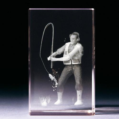 Glasblock - Angler