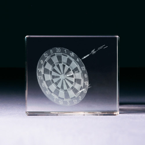Glasblock - Dart