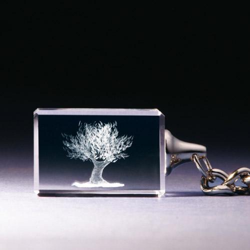 Schlüsselanhänger - Olivenbaum