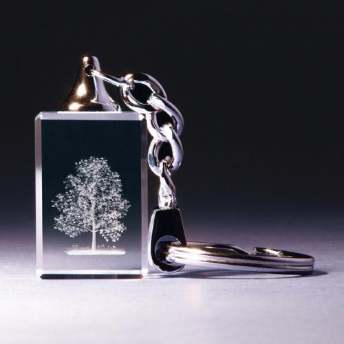 Schlüsselanhänger - Baum