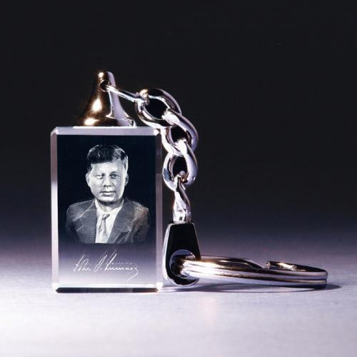 Schlüsselanhänger - J.F. Kennedy