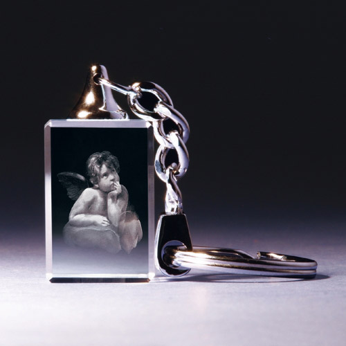Schlüsselanhänger - Schutzengel