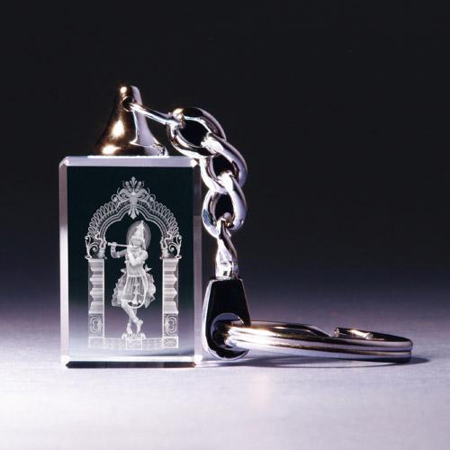 Schlüsselanhänger - Krishna