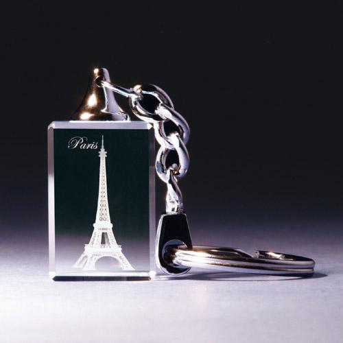 Schlüsselanhänger - Eiffelturm