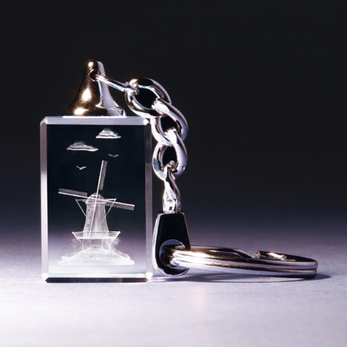 Schlüsselanhänger - Windmühle