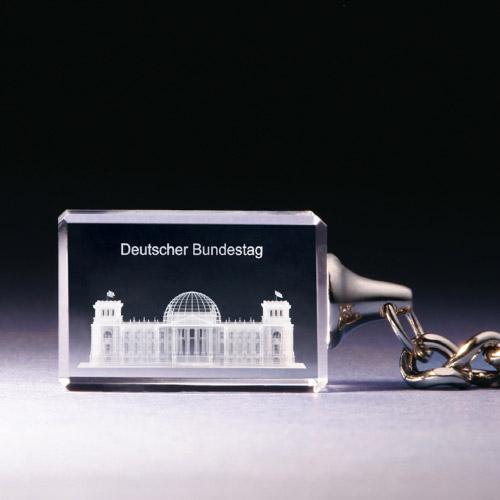 Schlüsselanhänger - Deutscher Bundestag