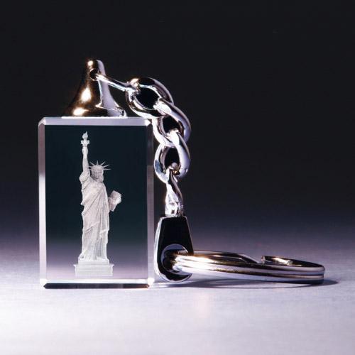 Schlüsselanhänger - Freiheitsstatue