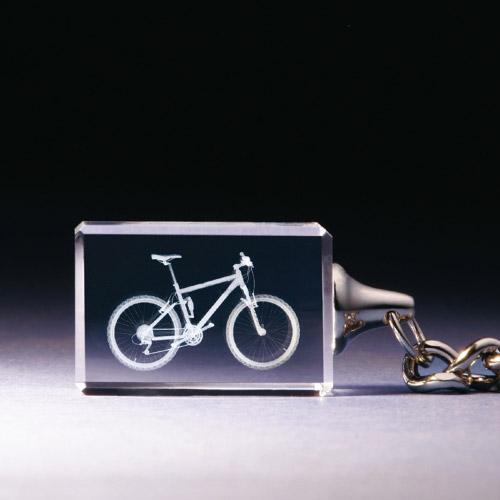 Schlüsselanhänger - Mountainbike