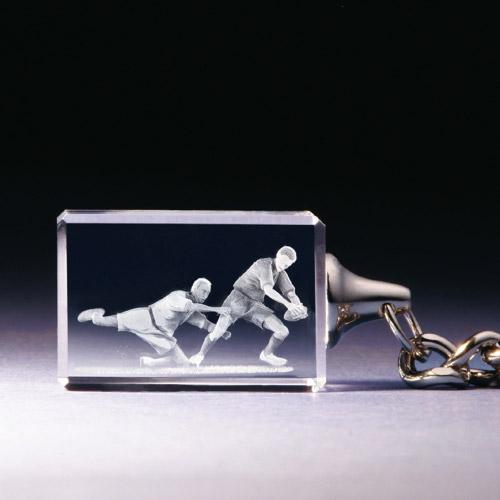 Schlüsselanhänger - Rugby