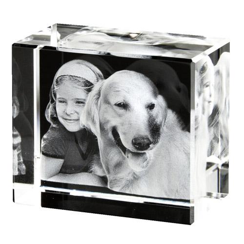 3D Foto in Glas 90x60x60 quer