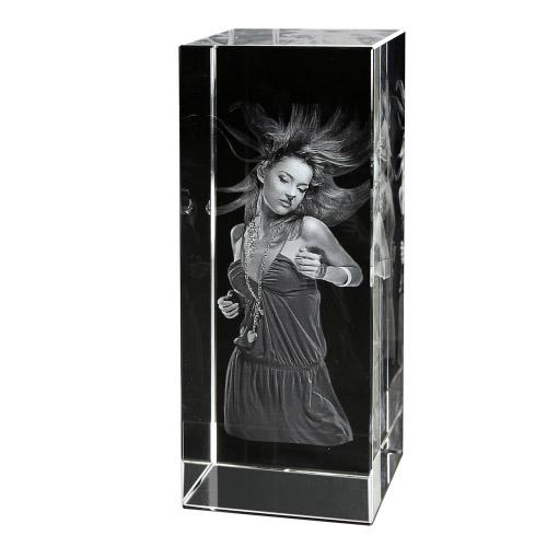 3D Foto Studio Glasblock