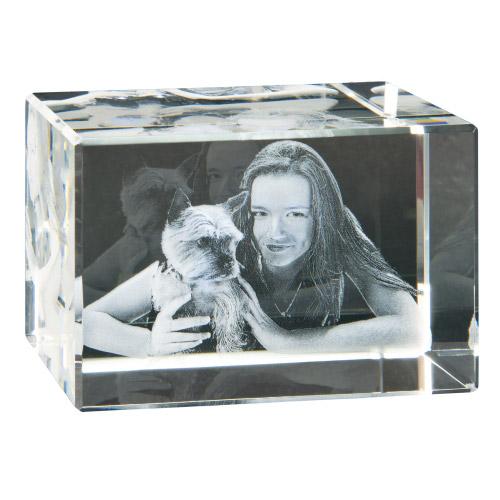 3D Foto in Glas 120x80x80 quer