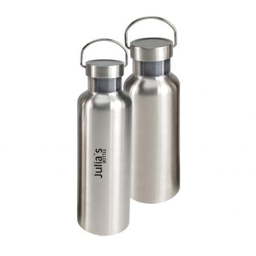 ToGo Trinkflasche S mit persönlicher Textgravur