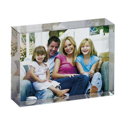 Foto auf Glas - Farbe