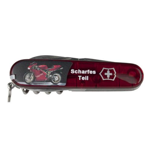 Original Schweizer Taschenmesser mit Foto