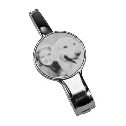 Handtaschenhalter Edelstahl Mit Personlicher Fotogravur Contento